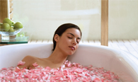 Purifying Speciality Baths at Luxury Spa - The Oberoi, New Delhi