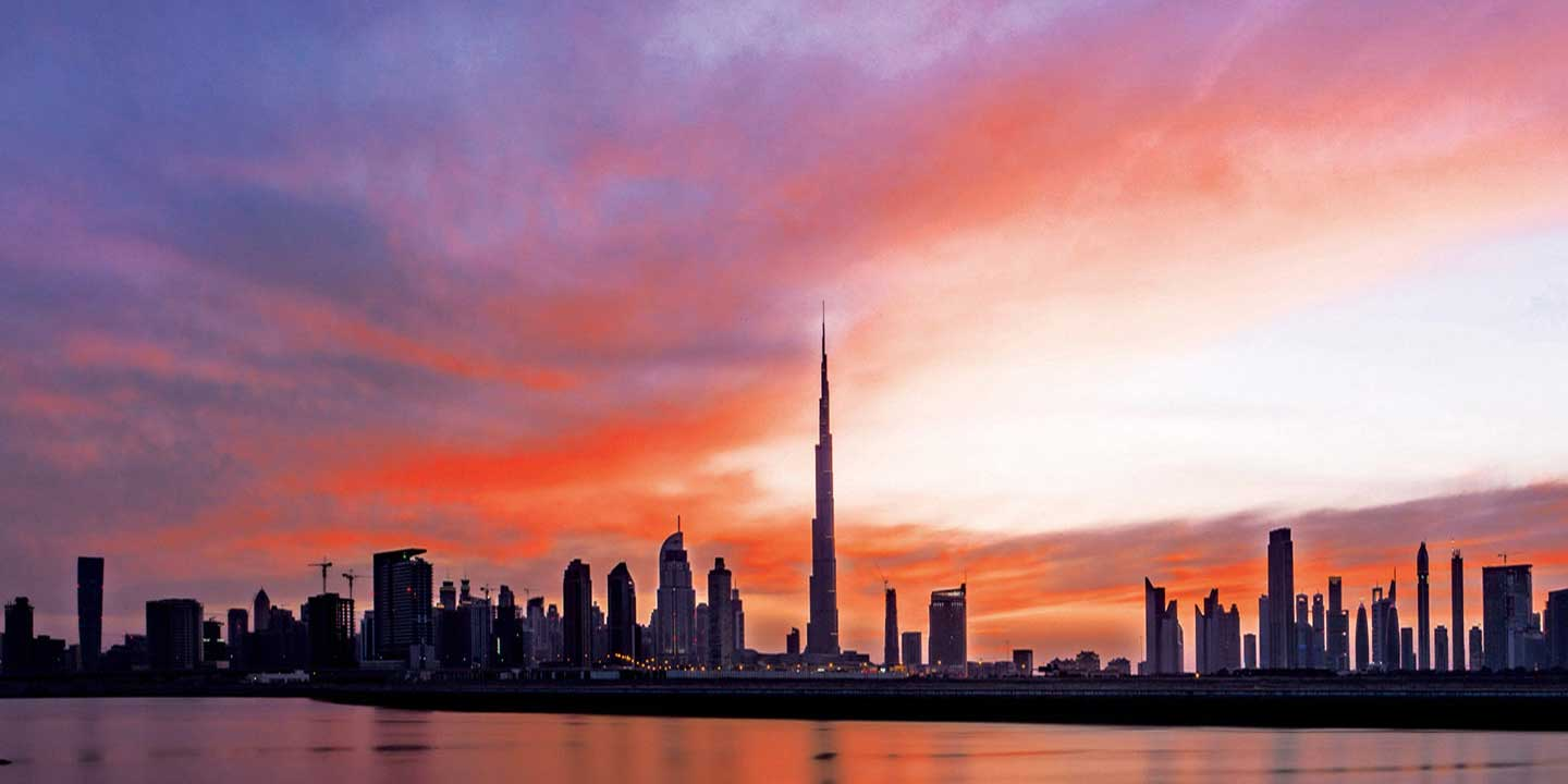 Magnificent Dubai. Special offer by The Oberoi, Dubai.