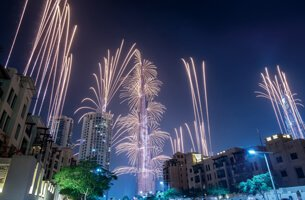 Events & Festivals Around The Year in Dubai - Weekend Getaways - The Oberoi, Dubai