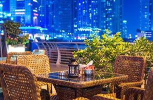 Dubai's Nightlife Has Cocktail Bars, Nightclubs & Pubs With Live Music/DJs, Weekend Getaways - The Oberoi, Dubai