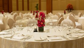 Customised Arrangements For Business / Social Events at The Oberoi, Dubai