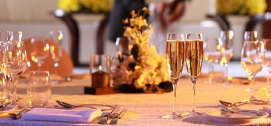 Grand Social Event Venues at The Oberoi, Dubai