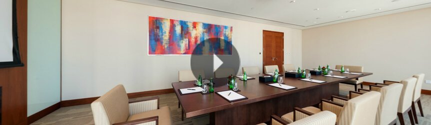Take a 360° View of The Meeting Room at The Oberoi, Dubai