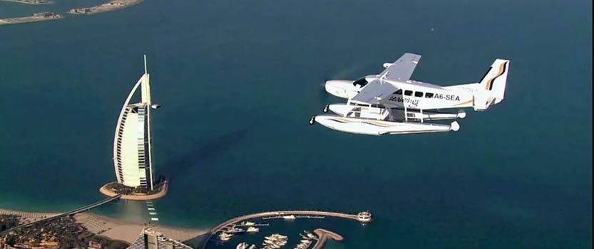 Seaplane Aerial Excursion