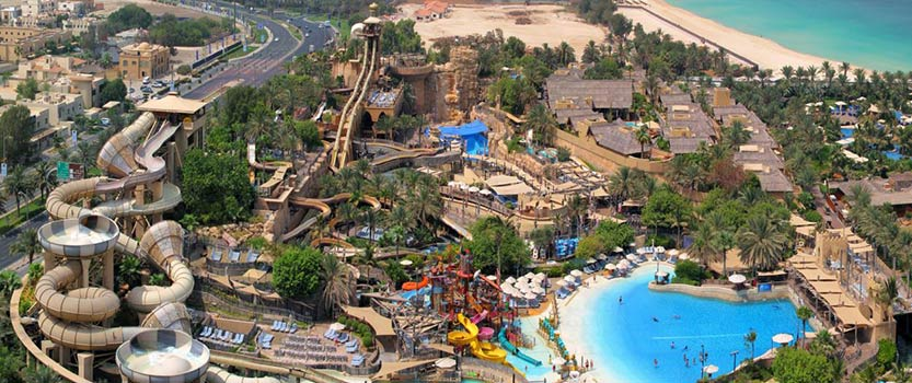 Go Wild at the Wild Wadi Water Park