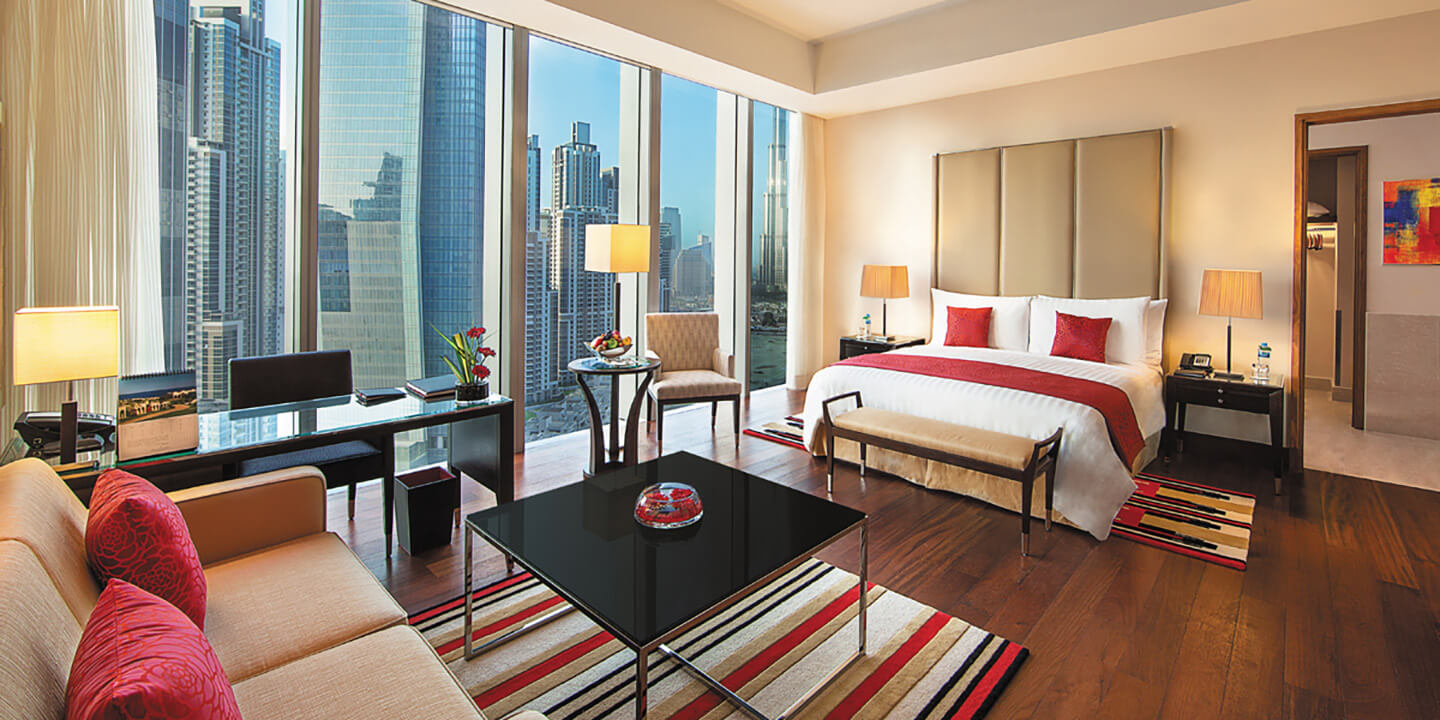 Premier Rooms At The Oberoi Dubai