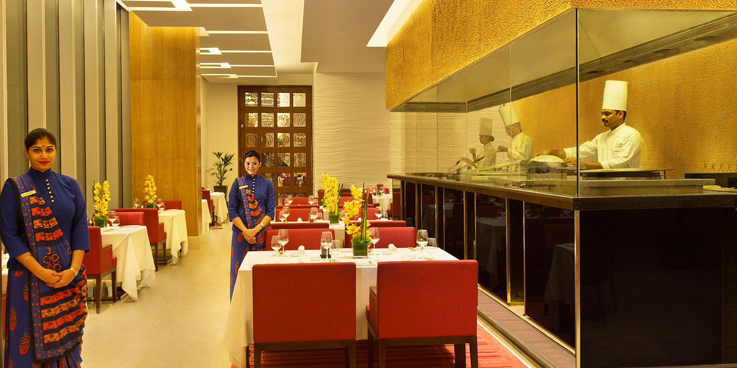 Ananta - The Indian Cuisine Restaurant at The Oberoi, Dubai