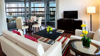Upgrade For a Charming Experience - Deluxe Suites With Private Balcony at The Oberoi, Dubai