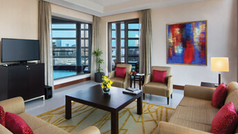 Upgrade For a Spacious & Luxurious Presidential Suites at The Oberoi, Dubai