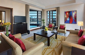 Presidential Suite at The Oberoi, Dubai