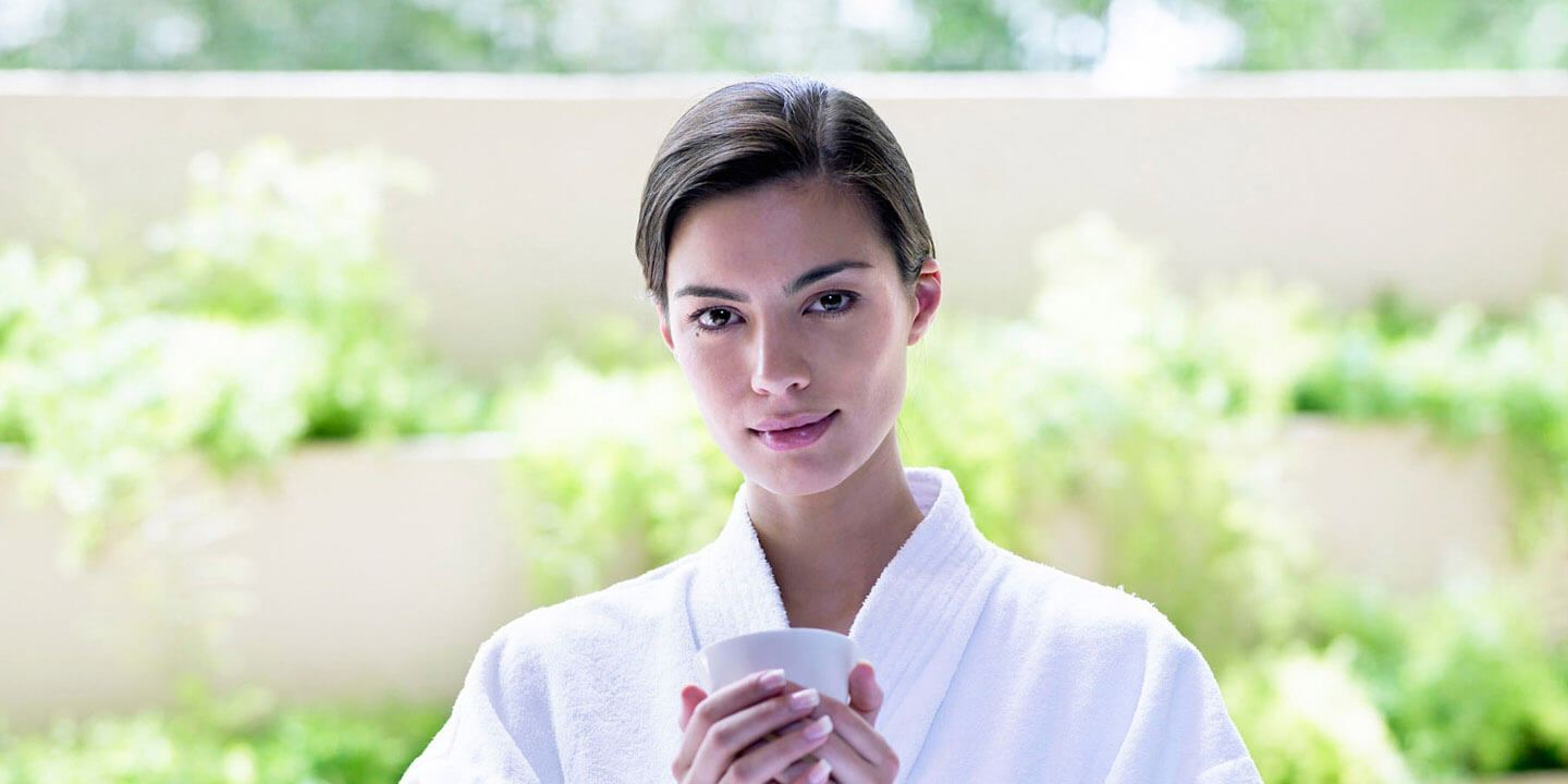 Revitalising Touch Therapies - Spa at The Oberoi, Dubai