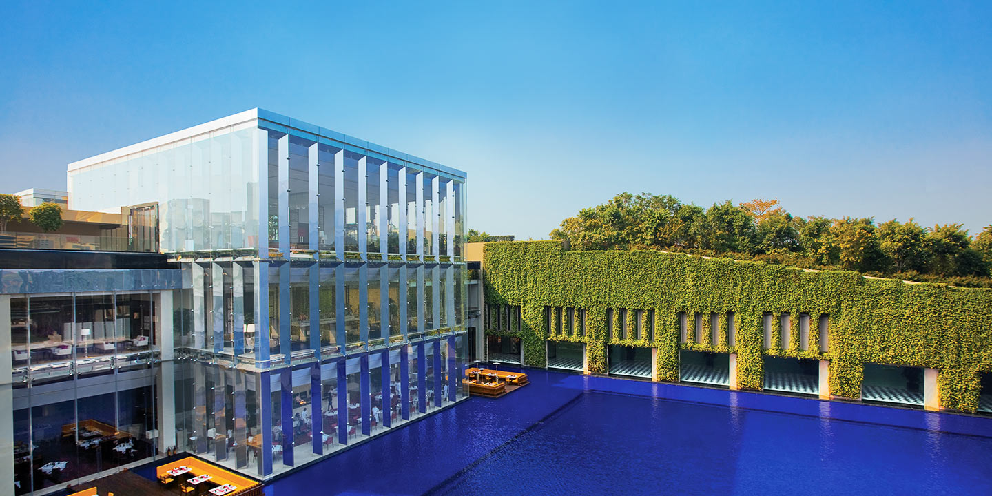 Luxury Hotels - The Oberoi, Gurgaon