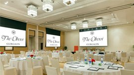 The Ballroom - Social or Corporate Event Venue For an Audience up to 200 at The Oberoi, Gurgaon