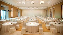 Grand Ballroom - Social or Corporate Event Venue For an Audience Upto 800 at The Oberoi, Gurgaon