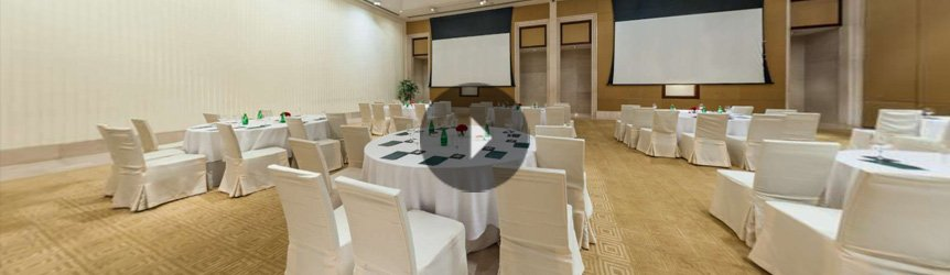 Take a 360° View of The Busines Meetings & Events Venues - The Oberoi, Gurgaon