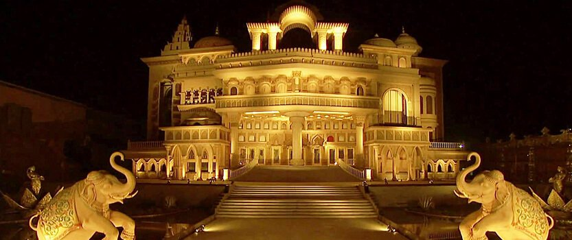 Kingdom of Dreams - India's First Live Entertainment, Theatre & Leisure Destination - The Oberoi, Gurgaon