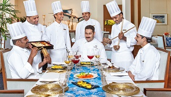 League of Extraordinary Chefs at Amaranta