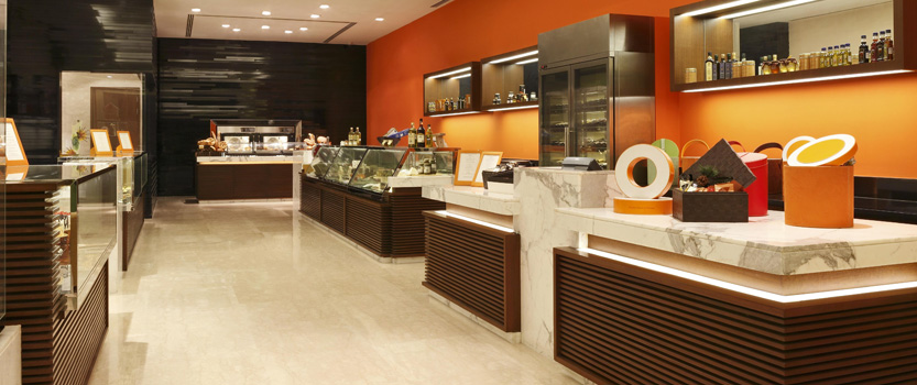 The Oberoi Patisserie & Delicatessen - Handmade Cakes, Pastries, Breads & Cheese - The Oberoi, Gurgaon