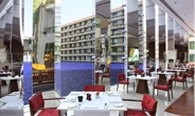 threesixtyone°, The Pool View All-Day Multi-Cuisine Dining Restaurant - The Oberoi, Gurgaon