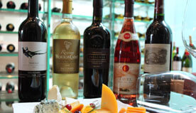 Wine & Cheese Couplings at The Cellar