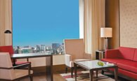 Deluxe Rooms at The Oberoi, Gurgaon