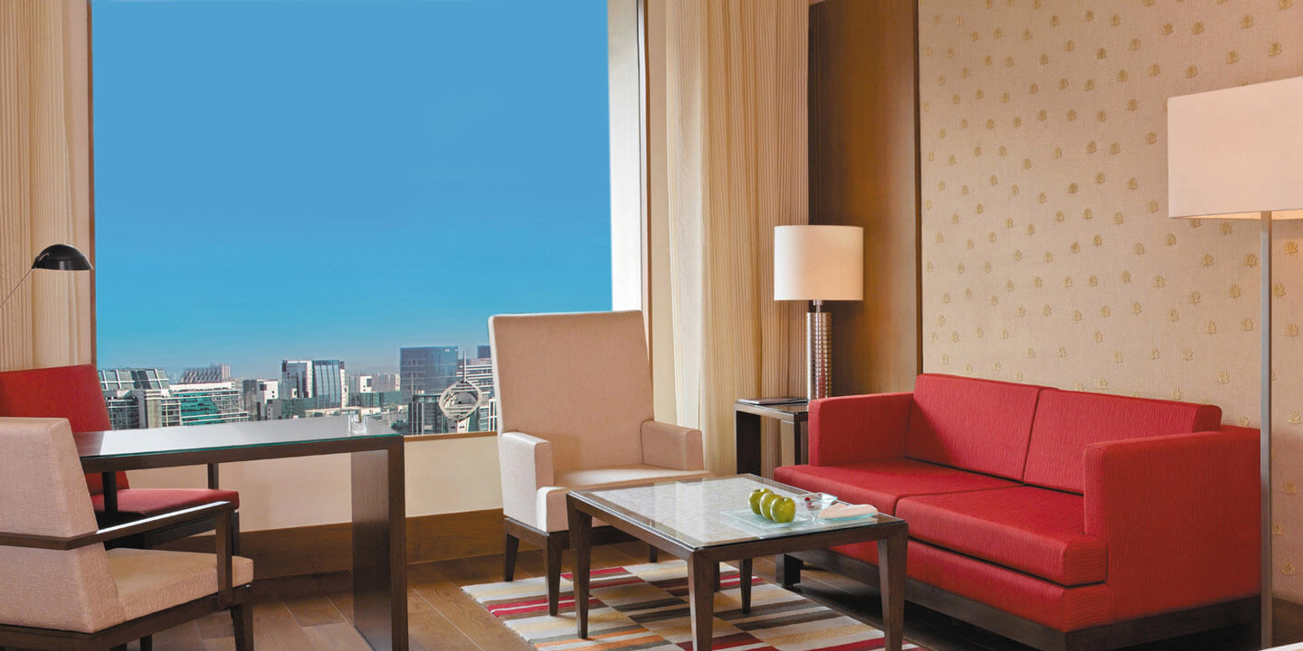 Deluxe Rooms - The Oberoi, Gurgaon