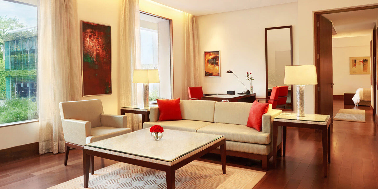Deluxe Suites - The Oberoi, Gurgaon