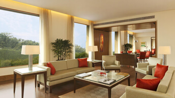 Upgrade For a Charming Experience - Luxury Suites at The Oberoi, Gurgaon