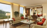 Luxury Suites With Private Living Space at The Oberoi, Gurgaon
