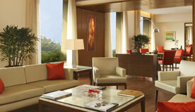 Luxurious & Spacious Accommodation - The Luxury Suites at The Oberoi, Gurgaon