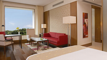 Upgrade For an Experience of Elegance - Premium Rooms at The Oberoi, Gurgaon
