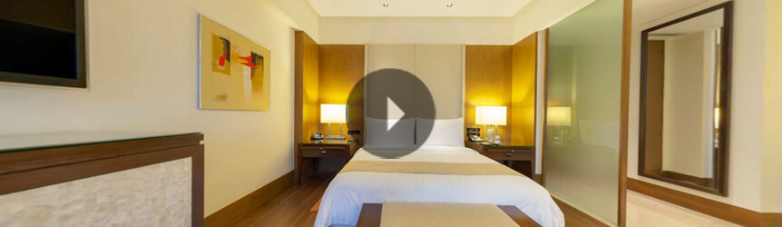 Take a 360° View of The Premier Rooms at The Oberoi, Gurgaon