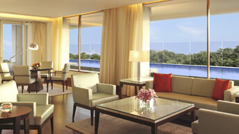 Upgrade For an Extra-Ordinary Experience - Premier Suites at The Oberoi, Gurgaon