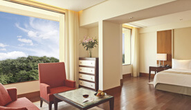 Premier Suites at The Oberoi, Gurgaon Are Luxurious & Spacious Two-Bedroom Residences