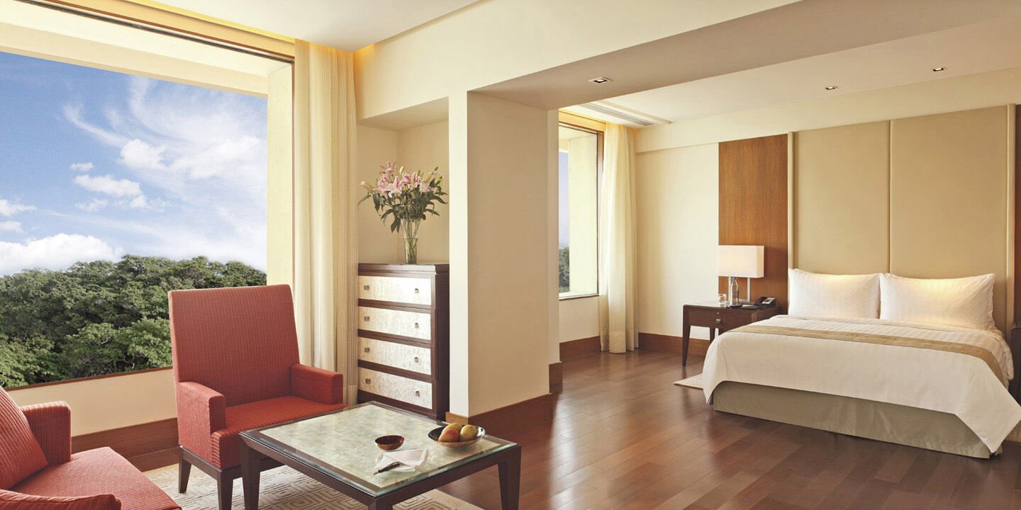 Luxurious & Spacious Premier Suites With & Without Private Pool - The Oberoi, Gurgaon