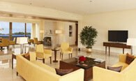 Presidential Suites With Private Pool at The Oberoi, Gurgaon