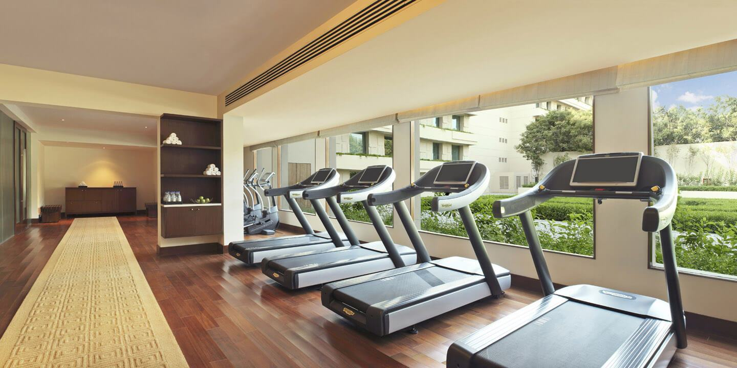 Gym at The Oberoi, Gurgaon