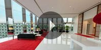 Take a 360° View of The Lobby - The Oberoi, Gurgaon