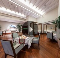 Take a 360° View of The Amaranta Restaurant at The Oberoi, Gurgaon
