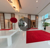 Take a 360° View of The Lobby at The Oberoi, Gurgaon