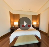 Take a 360° View of The Bedroom in Luxury Suites at The Oberoi, Gurgaon
