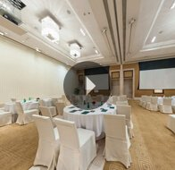 Take a 360° View of The Meeting Room in Conference Room Style at The Oberoi, Gurgaon