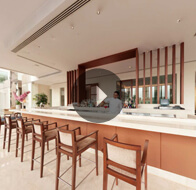 Take a 360° View of The Piano Bar at The Oberoi, Gurgaon