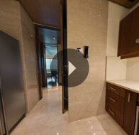 Take a 360° View of The Kitchen Area in Premier Suites With Private Pool at The Oberoi, Gurgaon