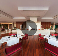 Take a 360° View of The Threesixtyone° - All-Day Dining Restaurant at The Oberoi, Gurgaon