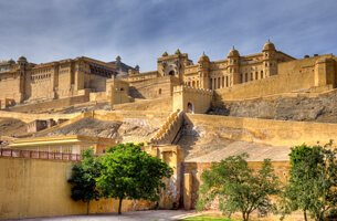 The Amber Fort or The Fortress Palace - Weekend Getaways in Jaipur - The Oberoi Rajvilas