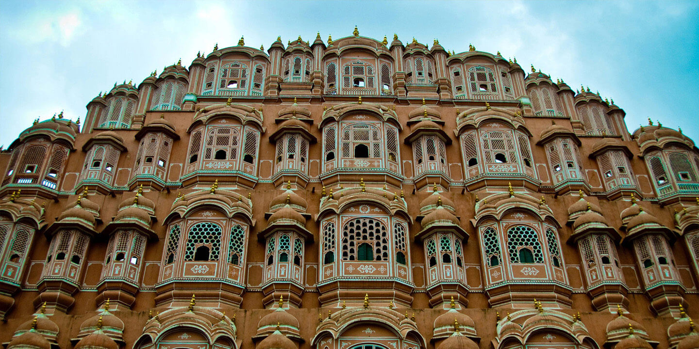 Hawa Mahal, a Façade Which Means The Palace of Breezes - Weekend Getaways in Jaipur - The Oberoi Rajvilas