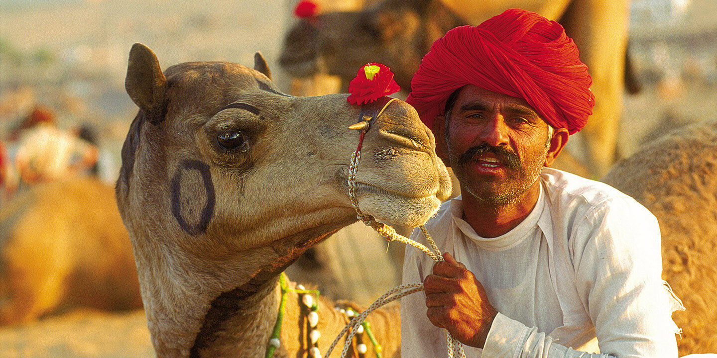 View The Lives of People in Jaipur - The Oberoi Rajvilas
