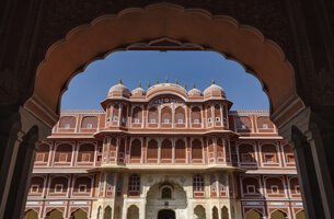 The City Palace - Weekend Getaways in Jaipur - The Oberoi Rajvilas
