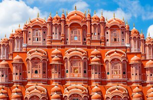 Hawa Mahal, The Façade Which Means The Palace of Breezes - Weekend Getaways in Jaipur - The Oberoi Rajvilas